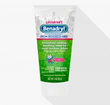BENADRYL® Anti-Itch Gel for Kids Small