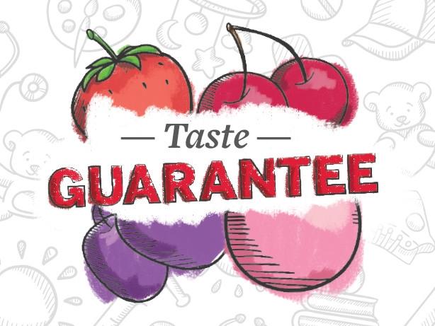 Taste Guarantee