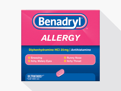 BENADRYL® Adult Allergy Products