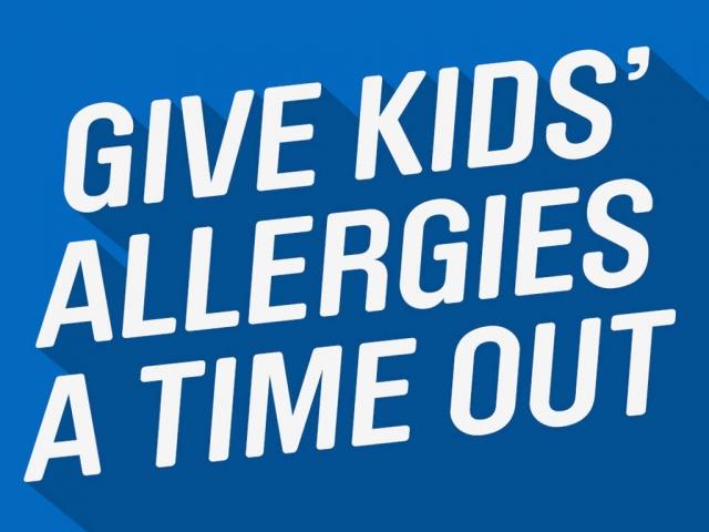 Children's Allergy Tips