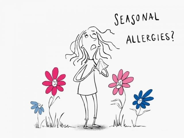 Seasonal Allergy Symptoms