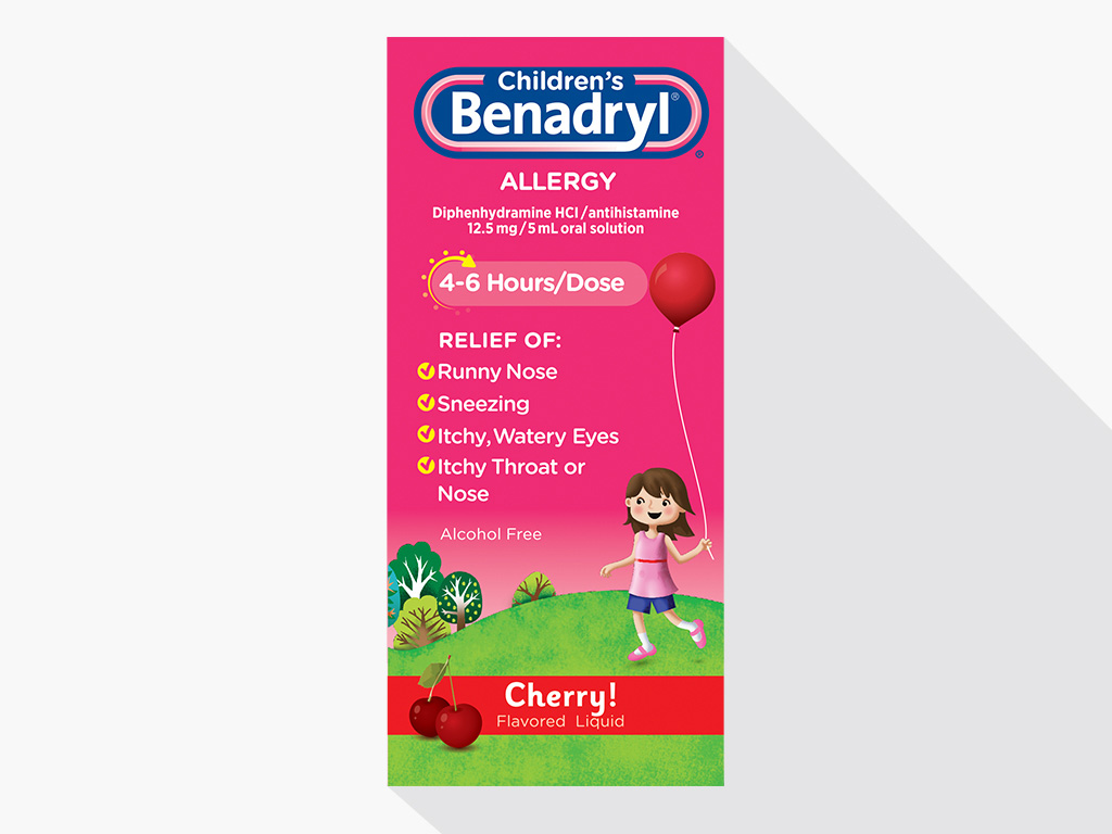 BENADRYL® Children's Products